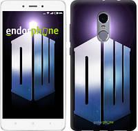 "Чехол на Xiaomi Redmi Note 4 Доктор кто ""2926c-352"""