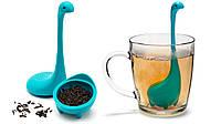 Заварник для чаю Nessie (Блакитний) / Заварник для чая Несси (Голубой)