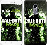 "Чехол на Xiaomi Redmi Note 4 Call of Duty ""149c-352"""