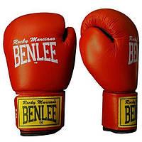 Боксёрские перчатки Benlee Fighter Red (194006), фото 1