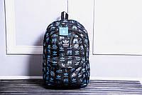 Рюкзак мужской adidas  адидас черный портфель adidas