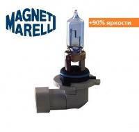 Галогеновая автолампа Magneti Marelli HB3 +90% яркости (Комплект 2 шт.)