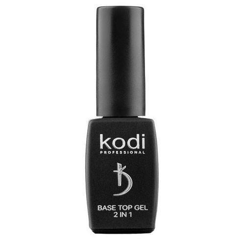 Основа и финиш Kodi Professional для гель лака Base Top 2 в 1 8 мл