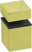 ПК17 Полкодержатель (стекло) ПК-17 цвет золото глянцевое 46х30 Китай Falso Stile