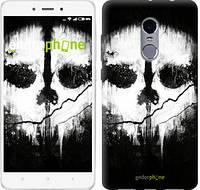 "Чехол на Xiaomi Redmi Note 4 Call of Duty череп ""150c-352"""