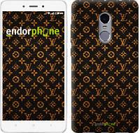 "Чехол на Xiaomi Redmi Note 4 Louis Vuitton v6 ""2121c-352-2911"""