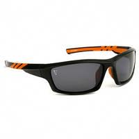 Солнцезащитные очки Fox Sunglasses Black Orange Wraps