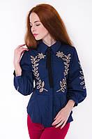 Женская блузка с декором