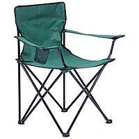 Складной стул Рыбацкий CCS003 зеленый