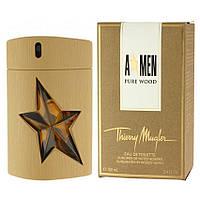 Thierry Mugler A*Men Pure Wood edt 100 ml. лицензия