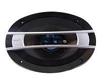 Автомобильная акустика, колонки Sony XS-GTF6926 (600W) 4х полосные