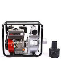 Мотопомпа BULAT BW80-30 (80 мм, 60 куб.м/час) (Weima 80-30), фото 1