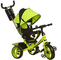 Велосипед M 3113-4 колясочный,своб.ход колеса,тормоз,подшипн.,зеленый XFX