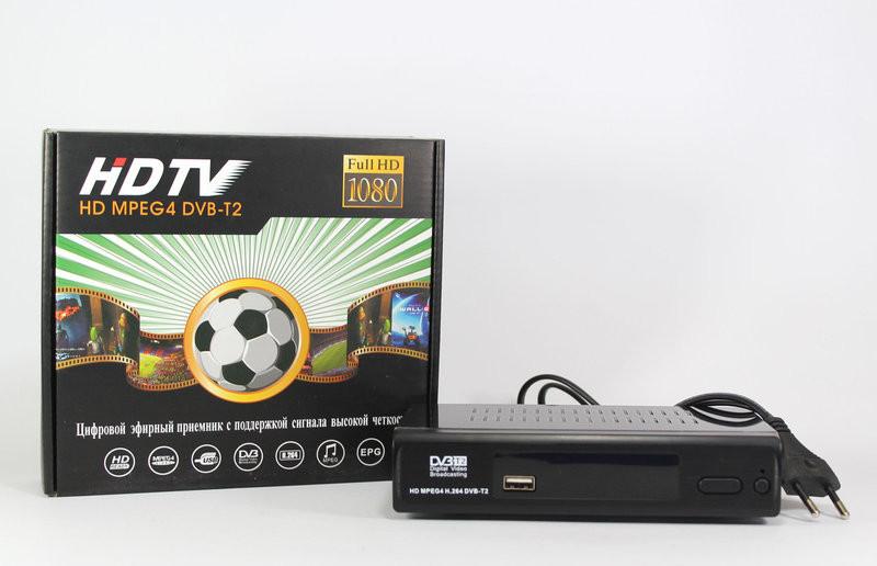 Тюнер DVB-T2 UKC 7810 ZFX - Оптом 24 в Одессе