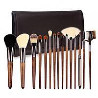 Набор кистей для макияжа 15 Zoreya Luxury