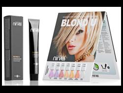 Nirvel Blond U. Суперосветление и тонирование
