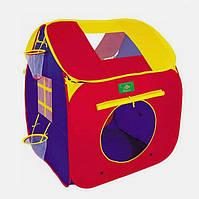 Детская игровая палатка 3006 размер 90*90*100 см