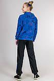 Подростковый костюм для девочки (голубой), фото 3