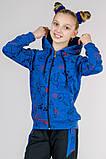 Подростковый костюм для девочки (голубой), фото 4