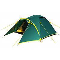 Палатка туристическая двухместная Tramp Lair 2 v2, фото 1