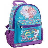 Рюкзак детский 1 Вересня K-16 Frozen mint