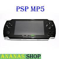Игровая приставка Sony PSP-3000 MP5 4Gb Black