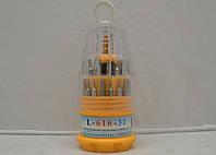 Набор отверток L-616-31 ZM