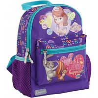 Рюкзак детский 1 Вересня K-16 Sofia purple