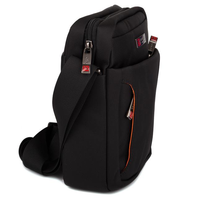 сумка черная мужская