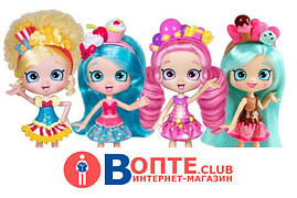 """Набор кукол для детей от 3 лет """"Шоппис"""" Shopkins"""