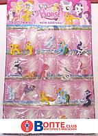 "Набор фигурок для детей от 3 лет ""Май Литл Пони. My Little Pony"" Fun Love By Horse"