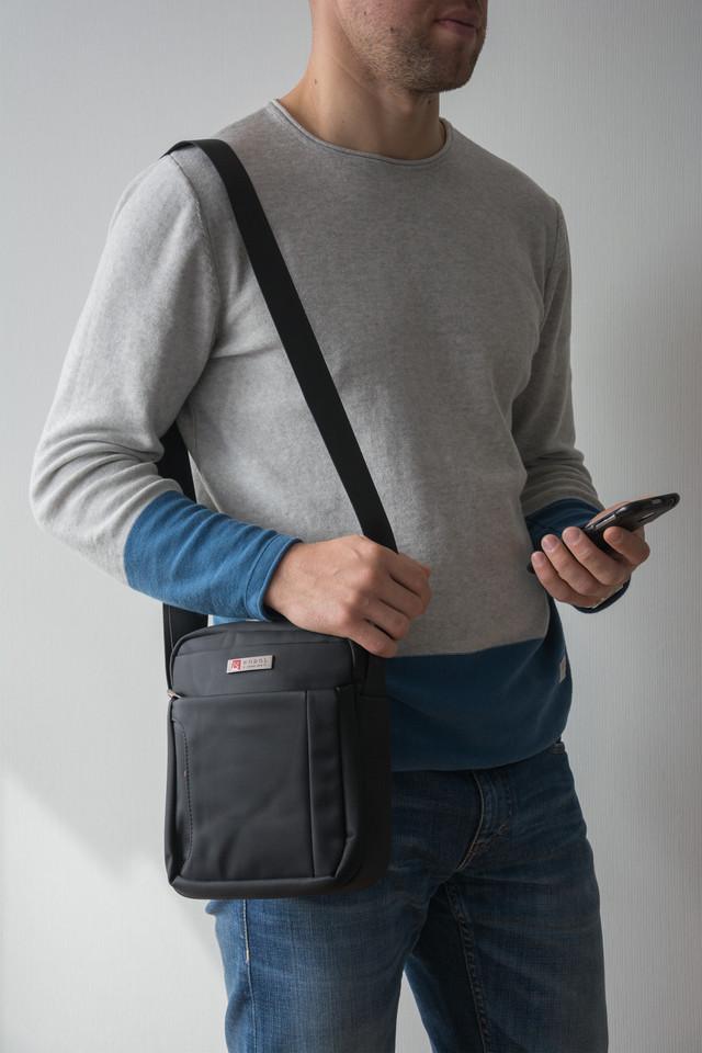 качественная сумка смужская