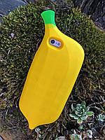 Силиконовый чехол Банан iPhone 6S/6
