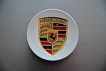 Колпачки заглушки на литые диски в диски Порше Porsche (77/59/14)....5 601 149A серебро