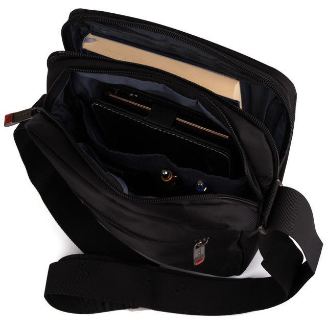 черные сумки мужские