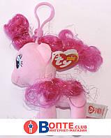 Брелок-мягкая игрушка пони Beanies Ty