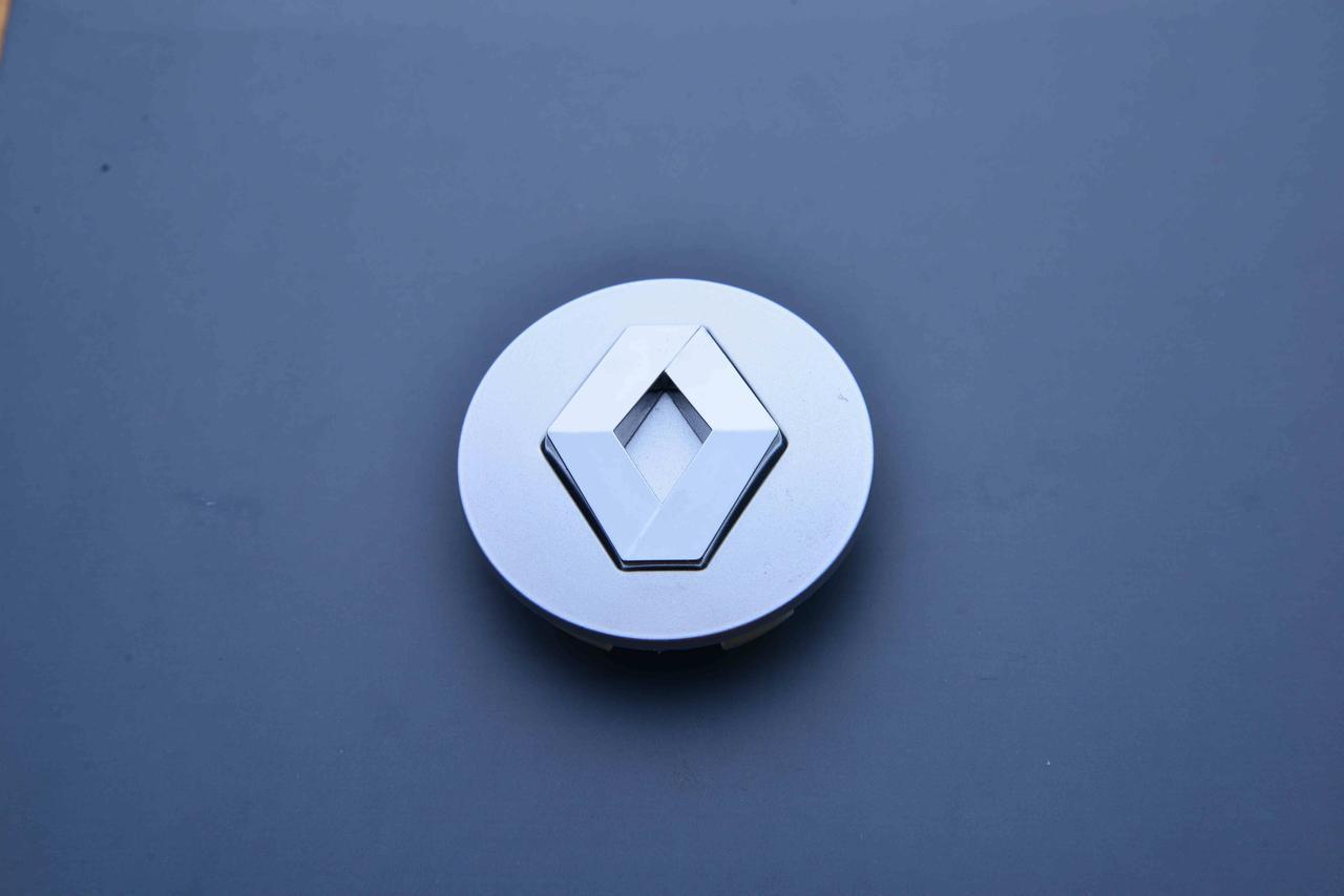 Колпачки заглушки на литые диски в диски Renault Рено (57/50/10) PIE82