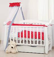 Постельный набор в кроватку детскую Twins Premium Sailor, фото 1