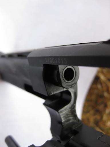 револьвер флобера Stalker