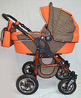 Детская коляска универсальная 2 в 1 VENEZIA