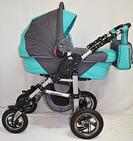 Детская коляска универсальная 2 в 1 VENEZIA-2
