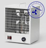Электрические тепловентиляторы Турбовент ТПВ