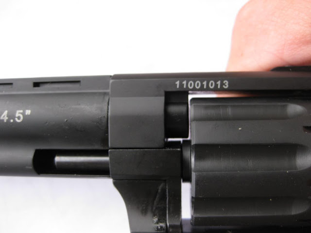 револьвер Stalker барабан