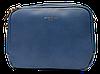 Классическая женская сумочка DAVID DJONES голубого цвета XRX-990611
