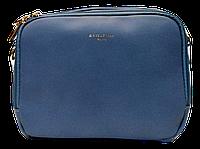 Классическая женская сумочка DAVID DJONES голубого цвета XRX-990611, фото 1