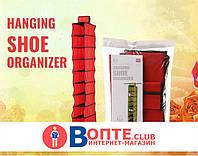 Органайзер подвестной для шкафа Hanging Shoe Organizer