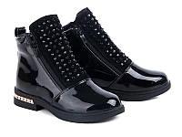 Стильные ботиночки для девочки  р32-37 32