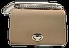 Прямоугольная женская сумочка DAVID DJONES желтовато-коричневого цвета LLW-080171
