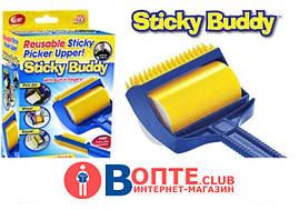 Валик для уборки Стики Бадди (Sticky Buddy)