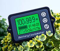 Ваттметр, индикатор емкости и напряжения TF01N, TK15 80В 100A